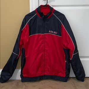 Vintage Boston Red Sox Reversible Jacket